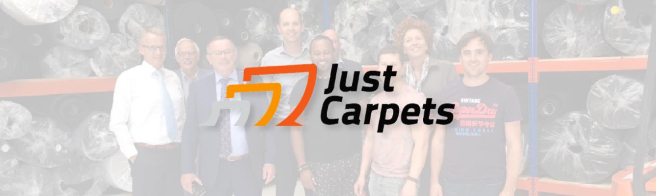 Succes op de internationale markt met Jan van Oosterhout - Just Carpets